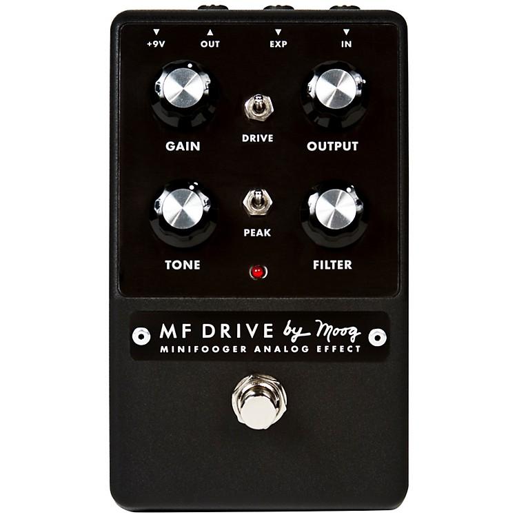 MoogMinifooger Drive Guitar Overdrive Effects Pedal