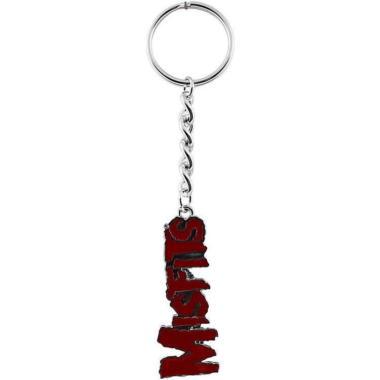 C&D VisionaryMisfits Logo Metal Key Chain
