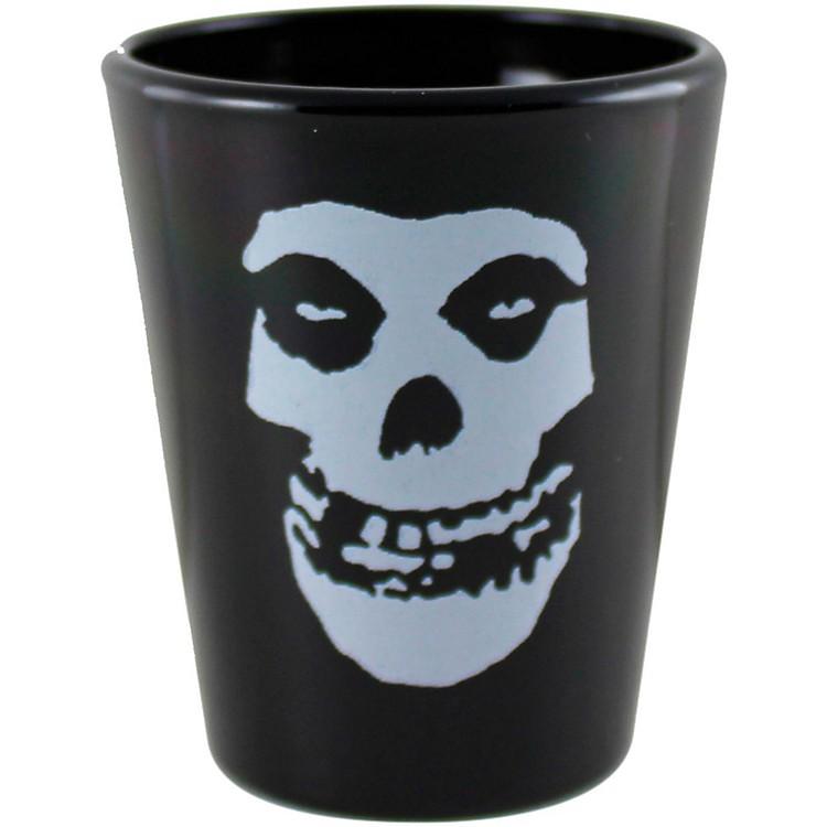 C&D VisionaryMisfits Skull Shot Glass