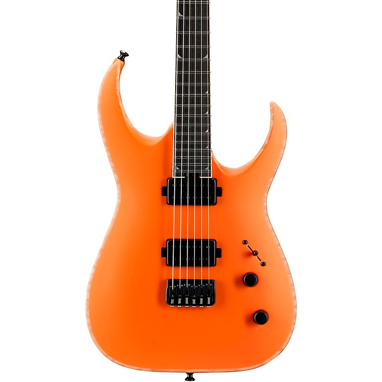 JacksonMisha Mansoor Juggernaut HT6 Electric GuitarLambo Orange