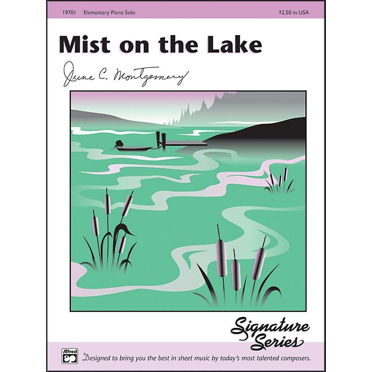 AlfredMist on the Lake