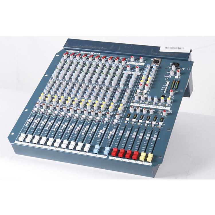 Allen & Heath MixWizard WZ3 14:4:2+ Mixer Regular 886830703782