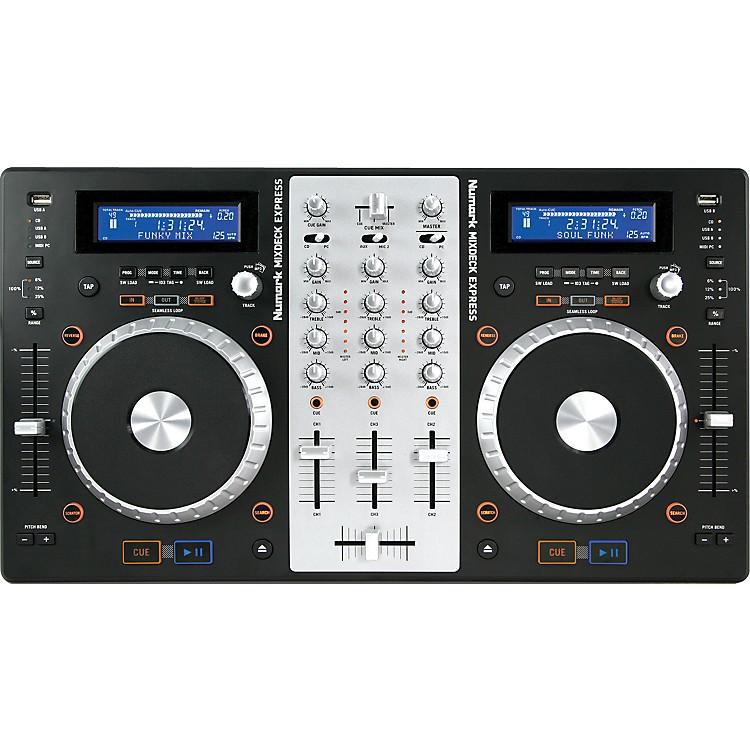 NumarkMixdeck Express DJ Controller with CD and USB Playback