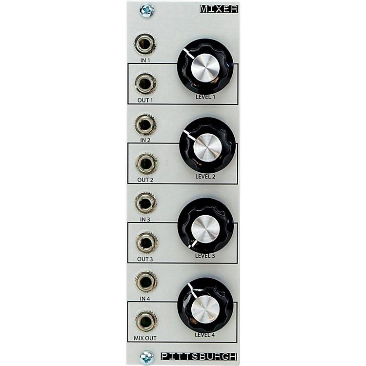 Pittsburgh Modular SynthesizersMixer Module