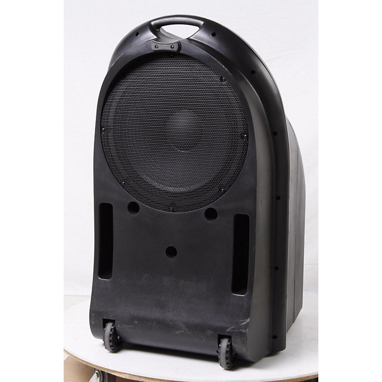 Alto Mixpack Pro 1000 Watt Portable Powered PA System Regular 886830793851
