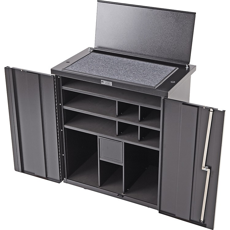 Humes & Berg Mobile Percussion Cabinets Pc300 - 32.5 x 20 x 35 in.