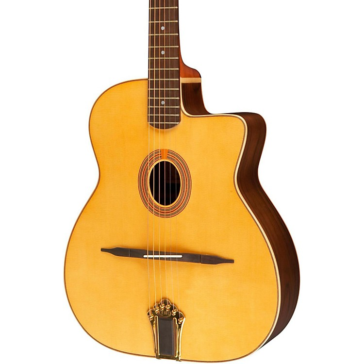 Manuel RodriguezMod D Rio Maccaferri-Style Cutaway Acoustic Guitar