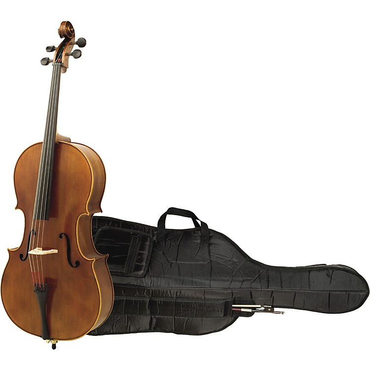 Bellafina Model 50 Cello Outfit 1/2 Size