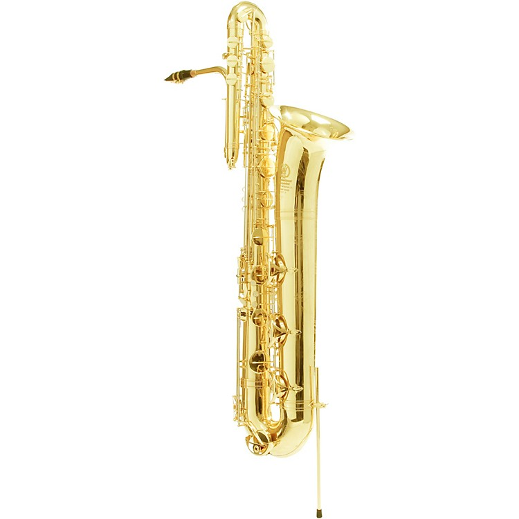 International Woodwind Model 661 Bass Saxophone Lacquer