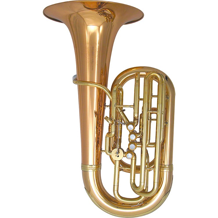 Kanstul Model 80-S 3/4 F Side Action Concert Tuba 80-S Lacquer