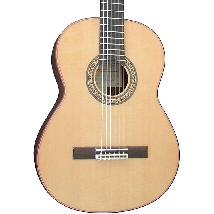 Manuel Rodriguez Model D Cedar Classical Guitar Natural