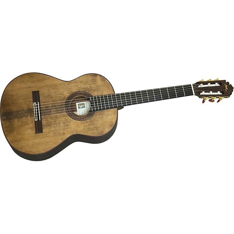 Manuel RodriguezModel D Nylon-String Acoustic Guitar - Vintage Finish