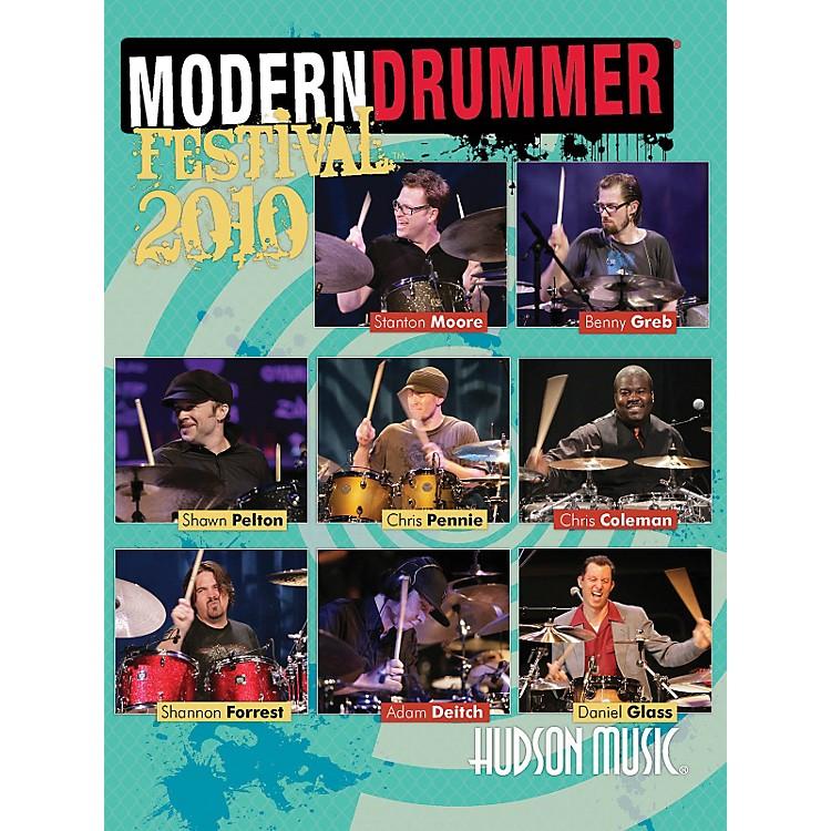 Hudson MusicModern Drummer Festival 2010 2-DVD Set
