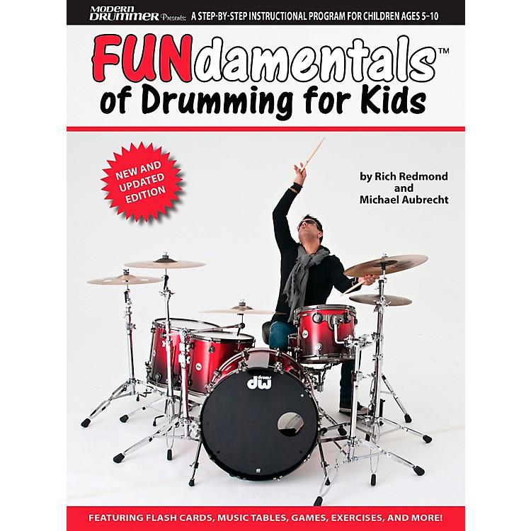 Hal LeonardModern Drummer Presents Fundamentals of Drumming for Kids