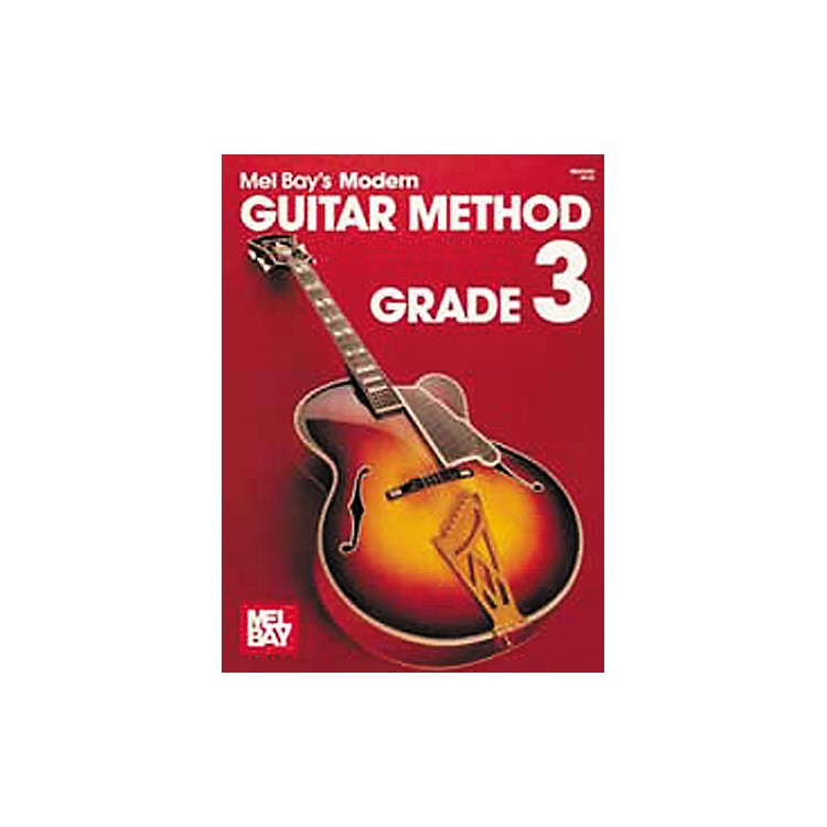 Mel BayModern Guitar Method Book Grade 3