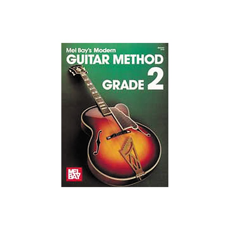 Mel Bay Modern Guitar Method Grade 2 Book
