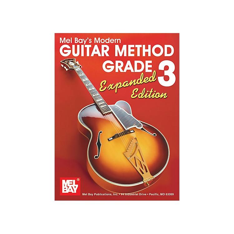 Mel BayModern Guitar Method Grade 3 Book - Expanded Edition