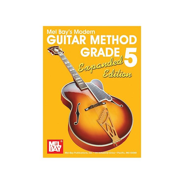 Mel BayModern Guitar Method Grade 5 Book - Expanded Edition