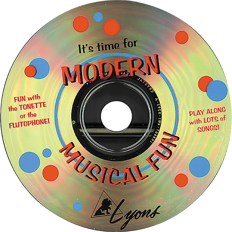 Lyons Modern Musical Fun (CD)