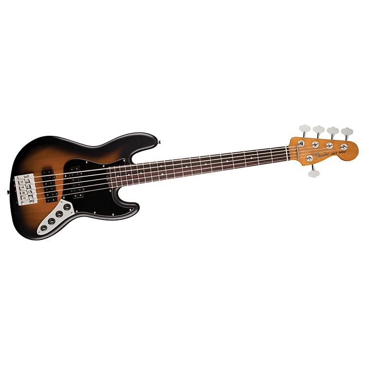 FenderModern Player Jazz Bass VSatin 2-Color SunburstRosewood Fingerboard
