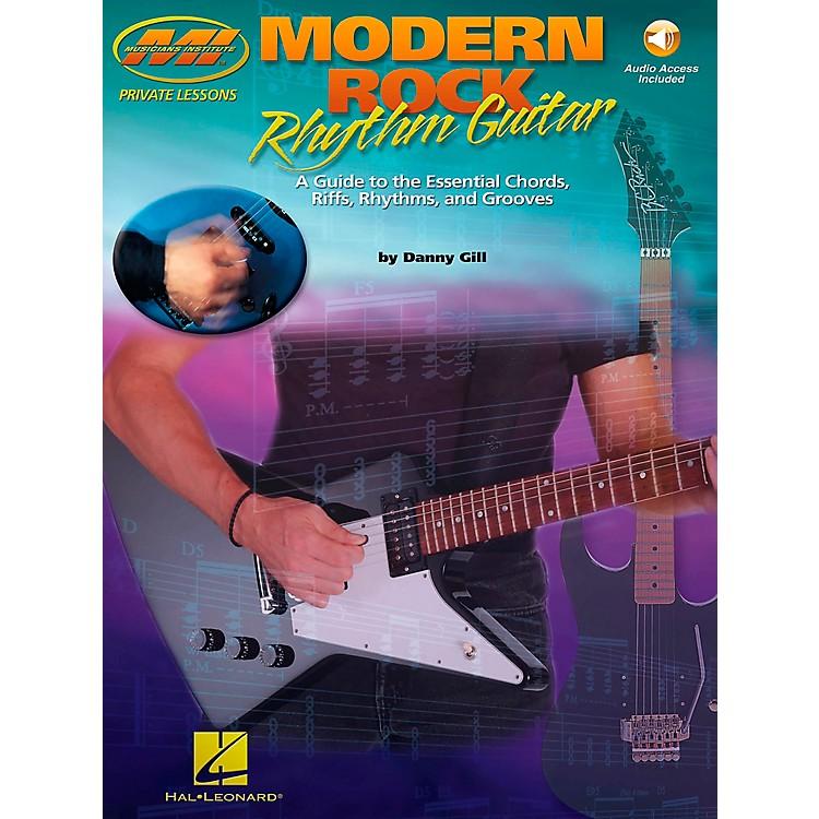 Musicians InstituteModern Rock Rhythm Guitar (Book/CD)