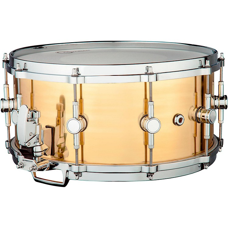 Ddrum Modern Tone Brass Snare Drum 6.5x14