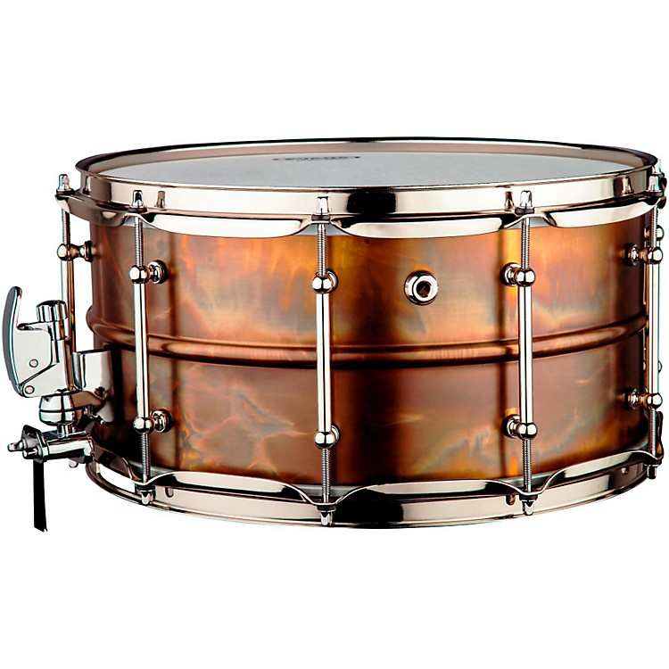 Ddrum Modern Tone Weathered Patina Snare Drum 7x14