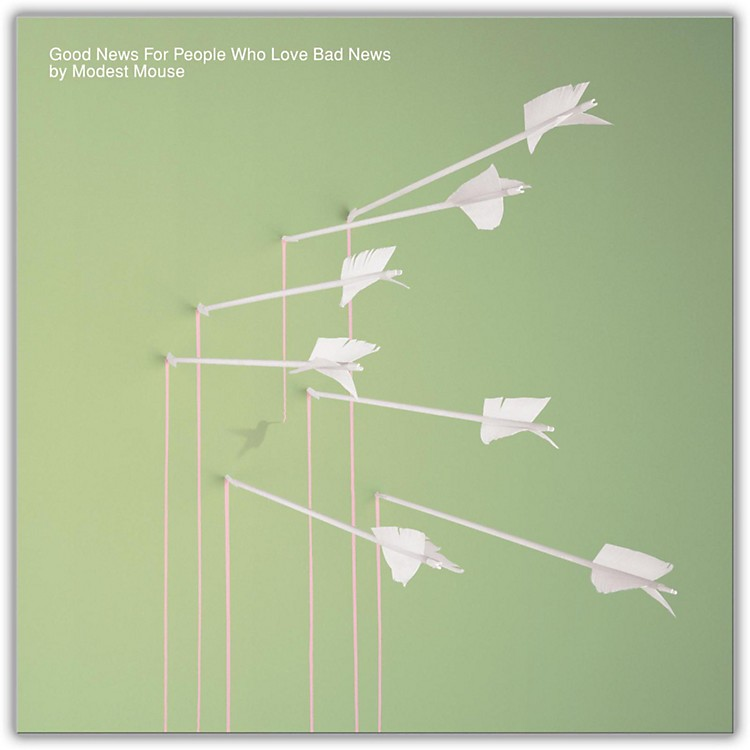 SonyModest Mouse - Good News for People Who Love Bad News Vinyl LP