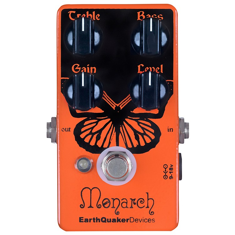 EarthQuaker DevicesMonarch Overdrive Guitar Effects Pedal