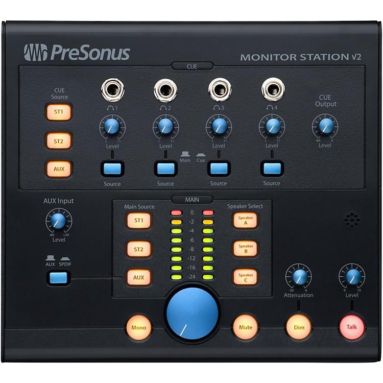 PreSonusMonitor Station V2 Desktop Studio Control Center