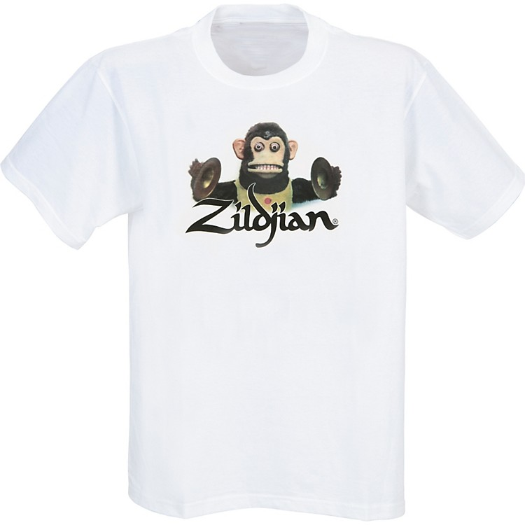 Zildjian Monkey T-Shirt Large