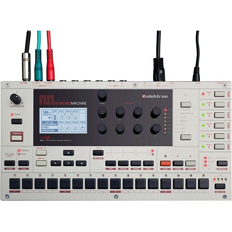 ElektronMonomachine SFX60+ Sound Generator