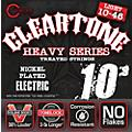 Cleartone Monster Black Series Light Electric Guitar Strings