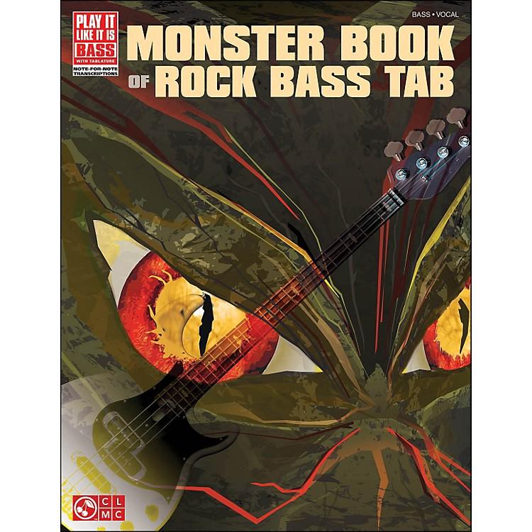 Cherry LaneMonster Book Of Rock Bass Tab
