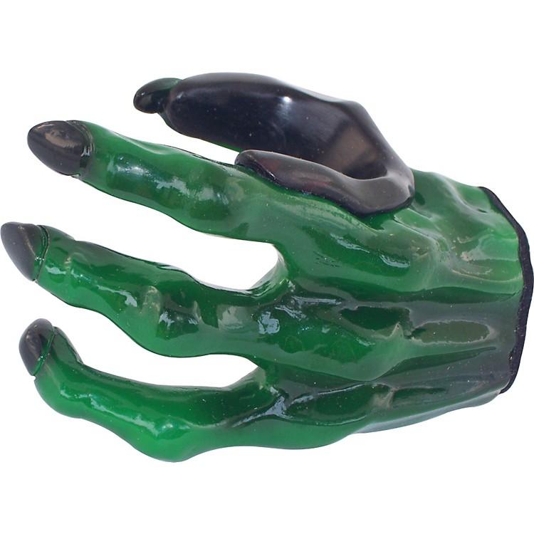 Grip StudiosMonster-Green 3 Finger Custom Guitar Hanger