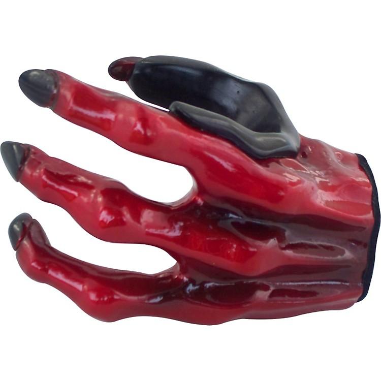 Grip StudiosMonster-Red 3 Finger Custom Guitar Hanger