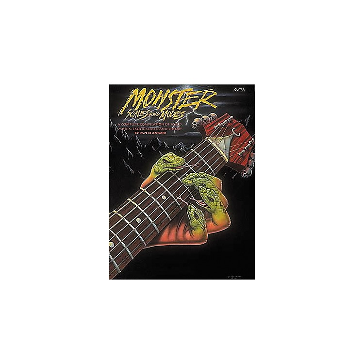 Centerstream PublishingMonster Scales and Modes Book