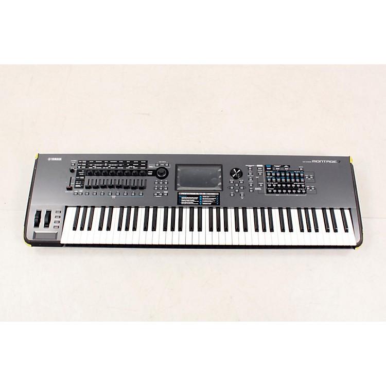 YamahaMontage 7 76-Key Flagship Synthesizer888365817224