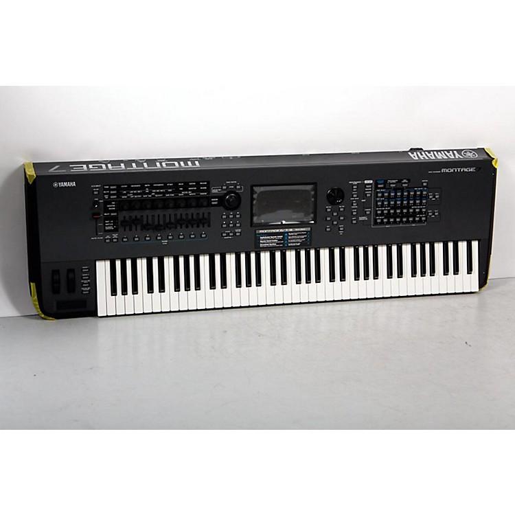 YamahaMontage 7 76-Key Flagship Synthesizer888365852027