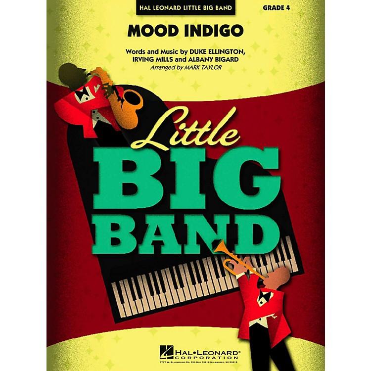 Hal LeonardMood Indigo Jazz Band Level 4