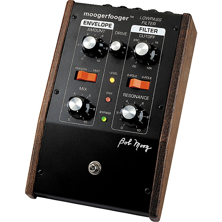 Moog Moogerfooger Low Pass Filter