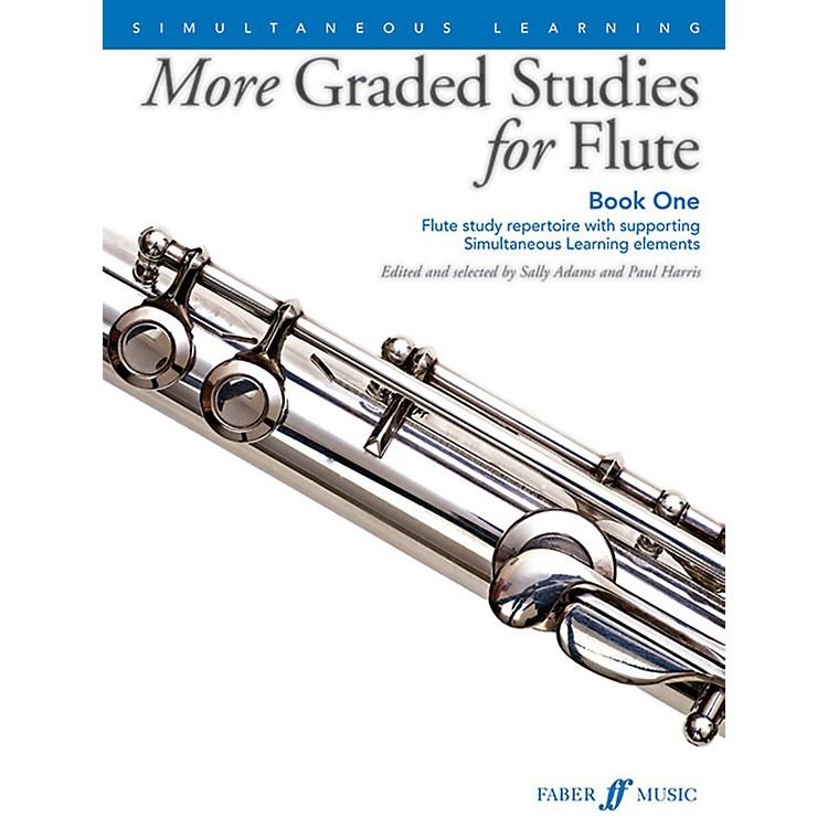 AlfredMore Graded Studies for Flute, Book 1