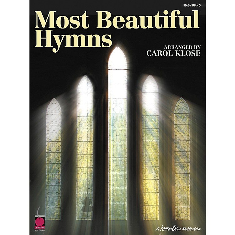 Cherry LaneMost Beautiful Hymns For Easy Piano