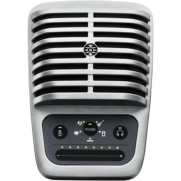 ShureMotiv MV51 Digital Large-Diaphragm Condenser Microphone with USB and Lightning Cables Included