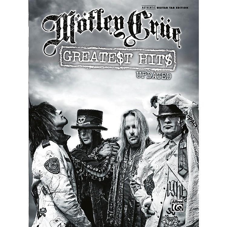 AlfredMotley Crue - Greatest Hits Updated (Guitar Tab Book)