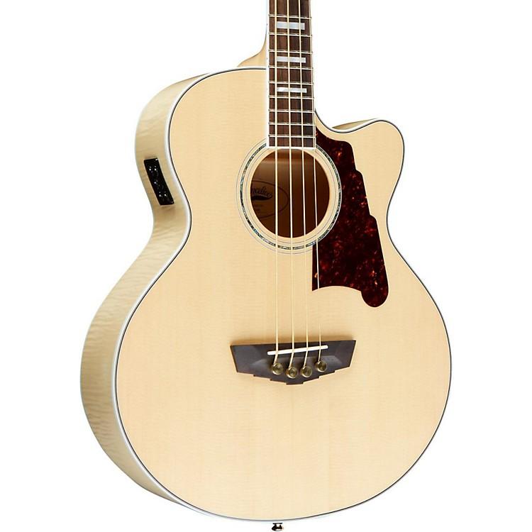 D'AngelicoMott Cutaway Acoustic BassNatural