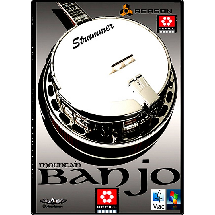 AudioWarrior Mountain Banjo Reason ReFill