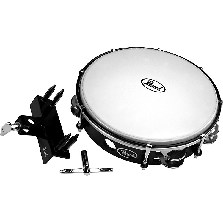 PearlMounted TomBourine Effect Drum