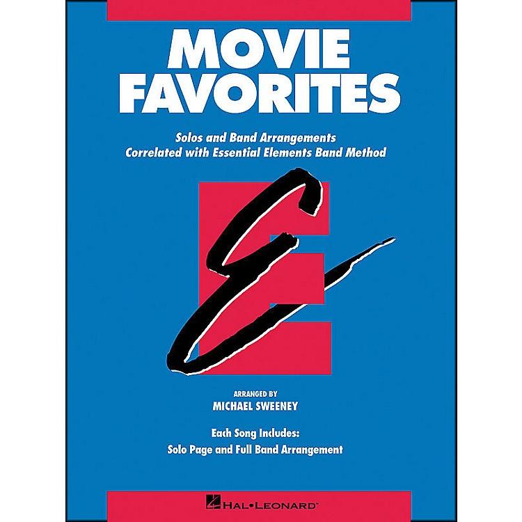 Hal LeonardMovie Favorites Tuba