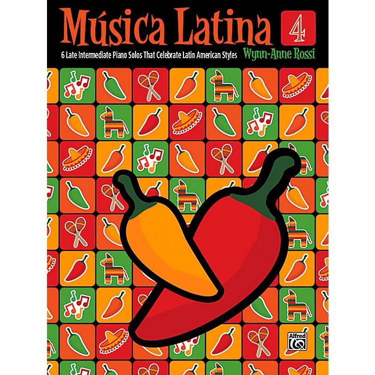 AlfredMºsica Latina, Book 4 - Late Intermediate